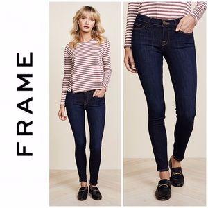 Frame Le Skinny De Jeanne - Dame